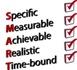 La fixation des objectifs SMART